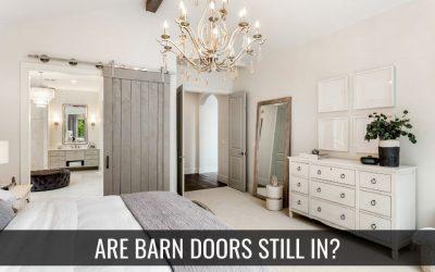 Are Barn Doors Still In?
