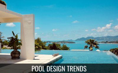 Pool Design Trends in 2020